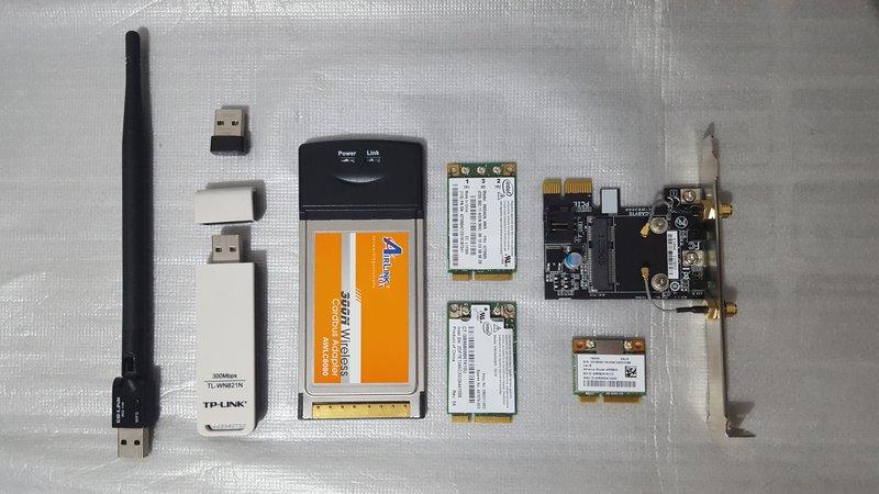 无线网卡集锦